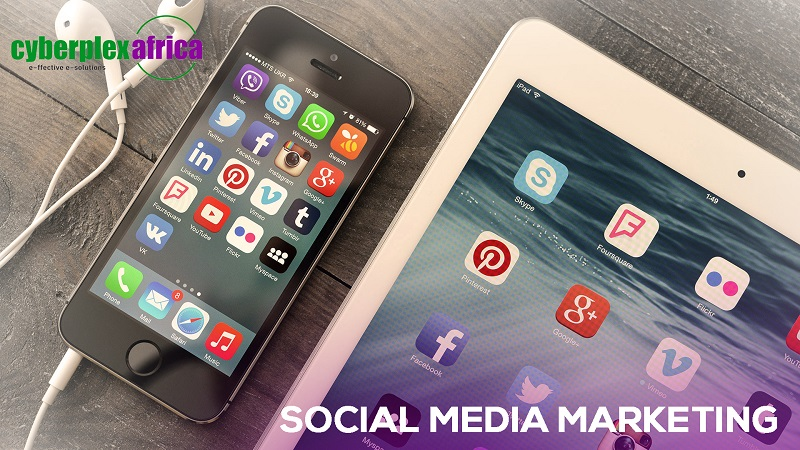 Social media Marketing CXA