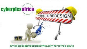 WEBSITE DEVELOPMENT- REDESIGNING